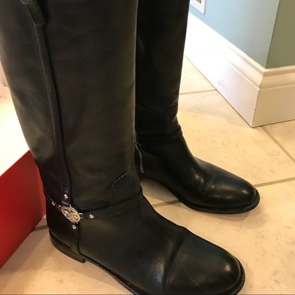 e38039b3b91 Coach Shoes - To the knees riding boots